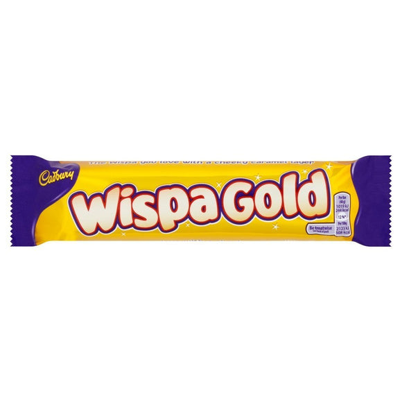 WISPA BAR GOLD 48G X 48