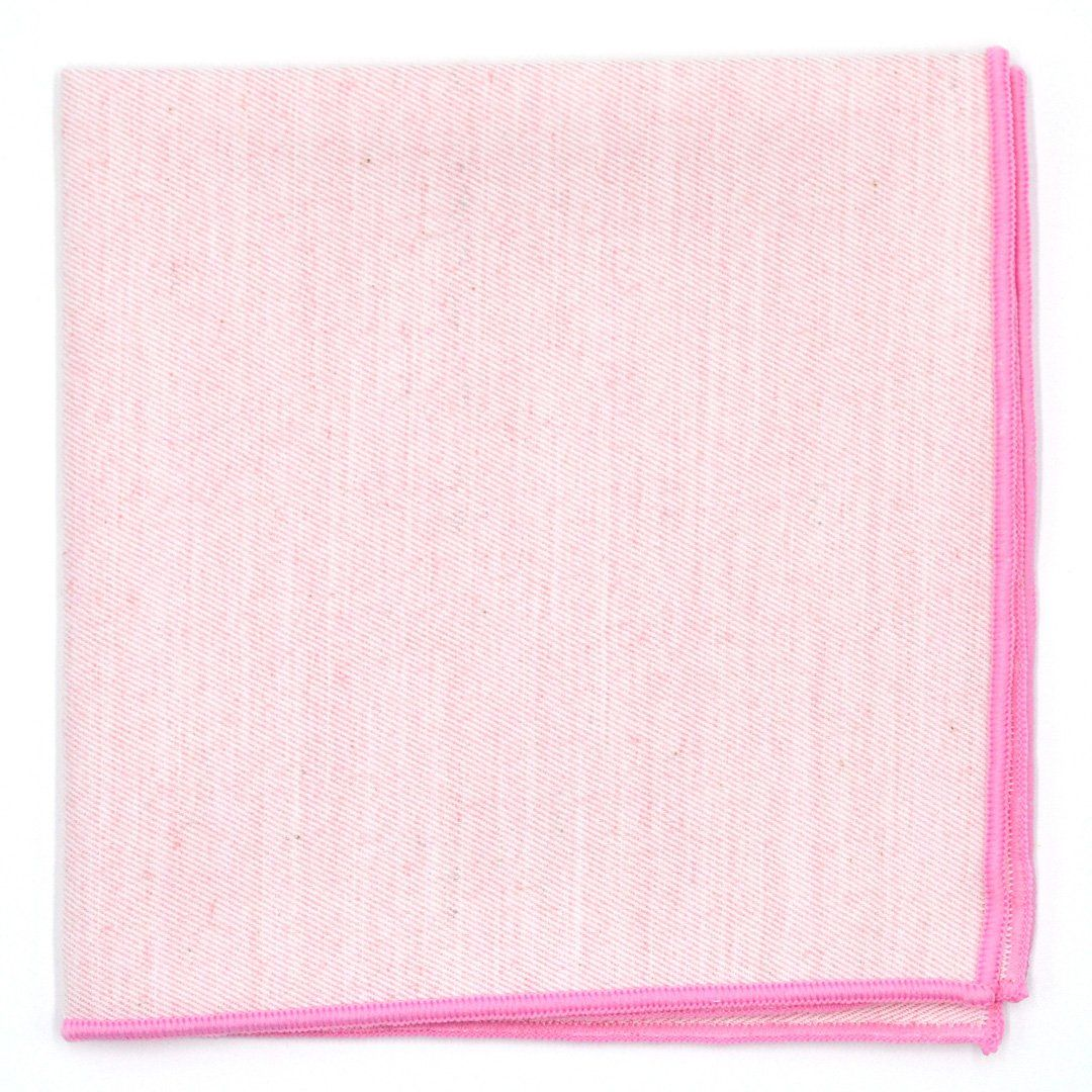 Pocket Square - Pastel Pink Pocket Square