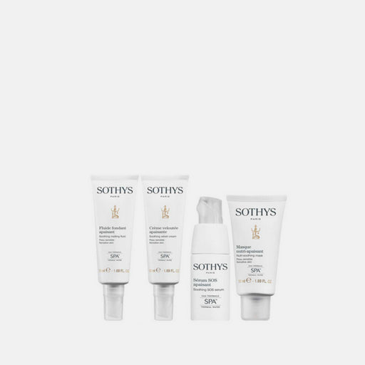 Sothys Soothing - Sensitive - 4 Piece Set