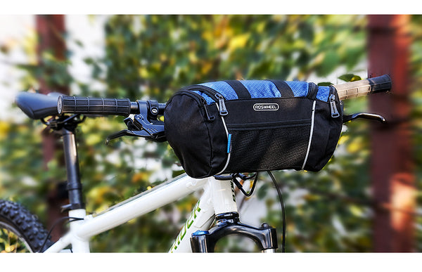 ROSWHEEL Bicycle Handlebar Bike Bag 5L Capacity