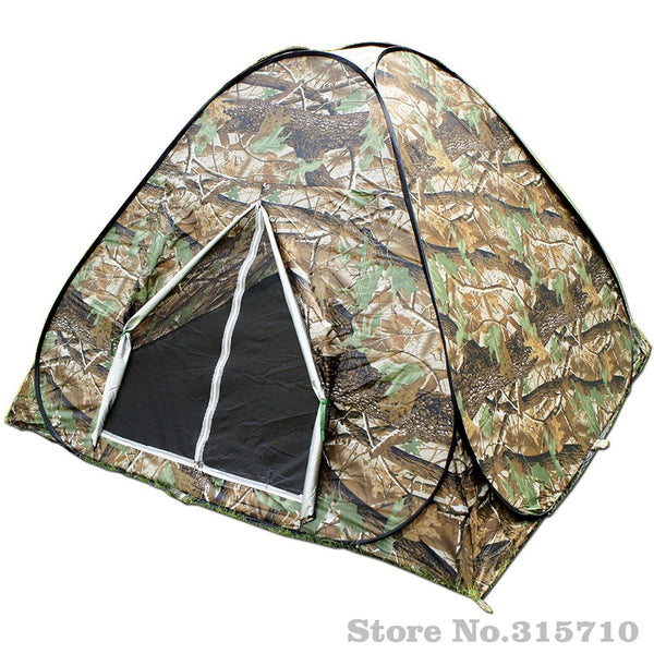 3-4persons pop up tent in low price for outdoor travel camping