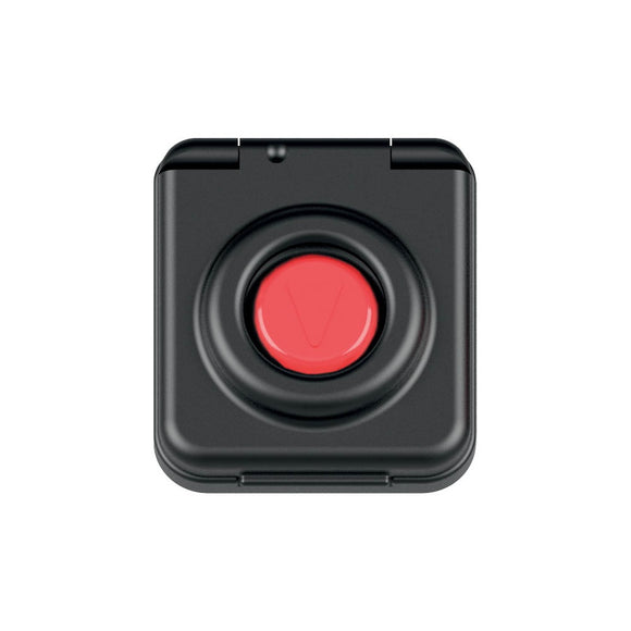Antal Aluminum Winch Switch with Protection Red