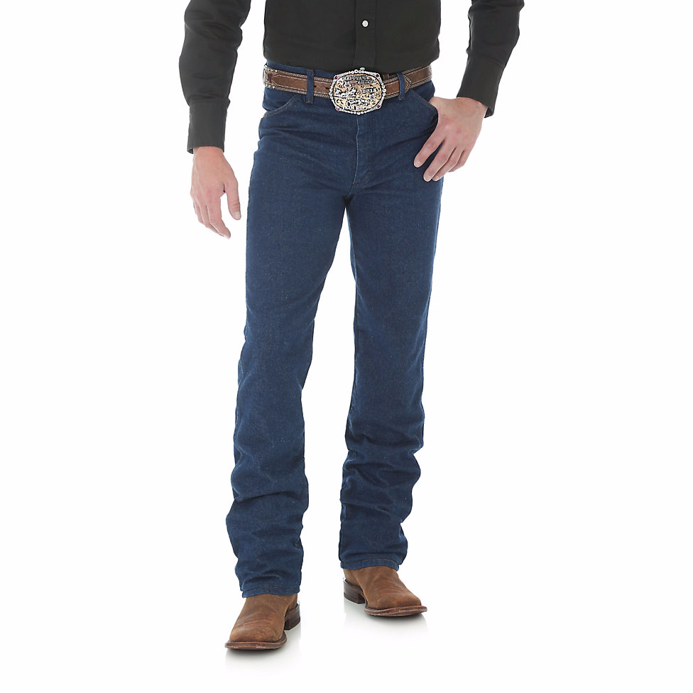 Jeans - Wrangler George Straight Original Fit/13MGSHD - Wrangler - Mock Brothers Saddlery and Western Wear