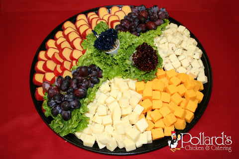 Cheese Tidbit Trays