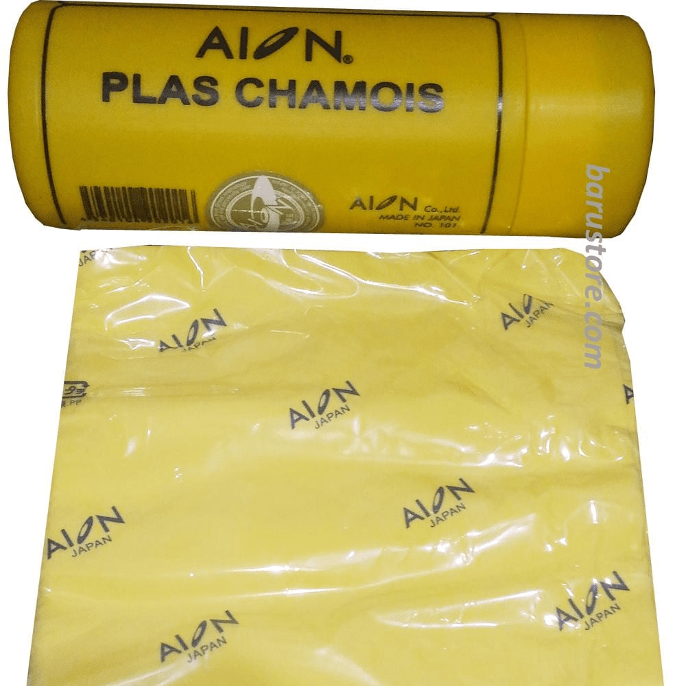 Synthetic Aion Kanebo Plas Chamois Dust Cleaner - Made in Japan
