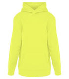 EXTREME YELLOW ATC GAME DAY FLEECE HOODED YOUTH SWEATSHIRT. Y2005
