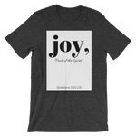 Fruit of the Spirit- Joy Men's T-Shirt