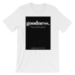 Fruit of the Spirit- Goodness Men's T-Shirt