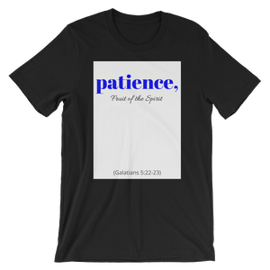 Fruit of the Spirit- Patience Men's T-Shirt