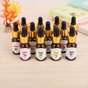 12 Flavor/Set Plant Aromatherapy Essential Oil Special Water-soluble Flavor Oil Used For Humidifier Fresh Air, Calm Relaxation