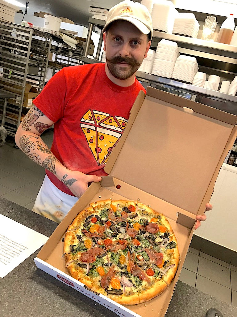 Windsor Pizza Ranked Top 5 in the World