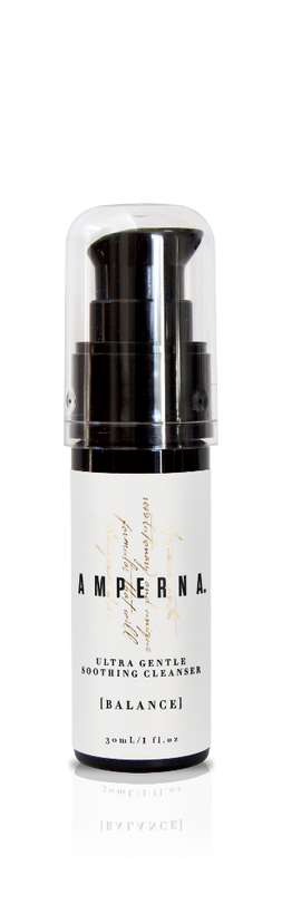 AMPERNA® Ultra Gentle Soothing Cleanser Travel Size