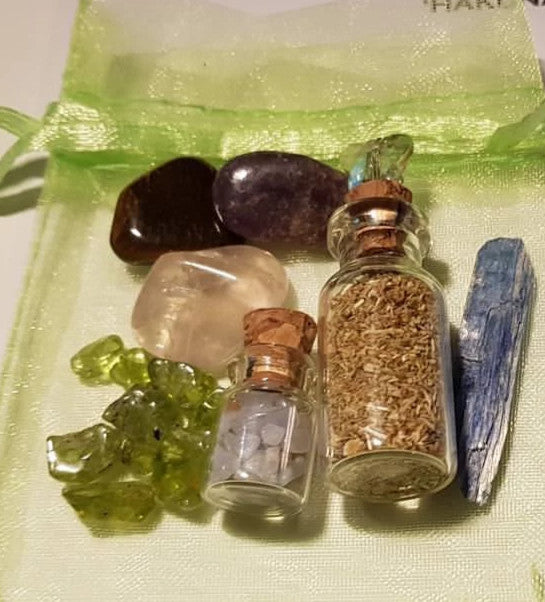 Hakuna Matata (No Worries) - Mojo Bag - little-gems-metaphysical-store