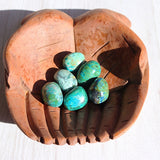 Chrysocolla Tumbled Stones - little-gems-metaphysical-store