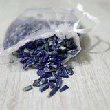 Lapis Lazuli Chip Bags - little-gems-metaphysical-store