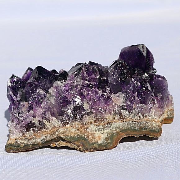 Uruguayan Amethyst Cluster - little-gems-metaphysical-store