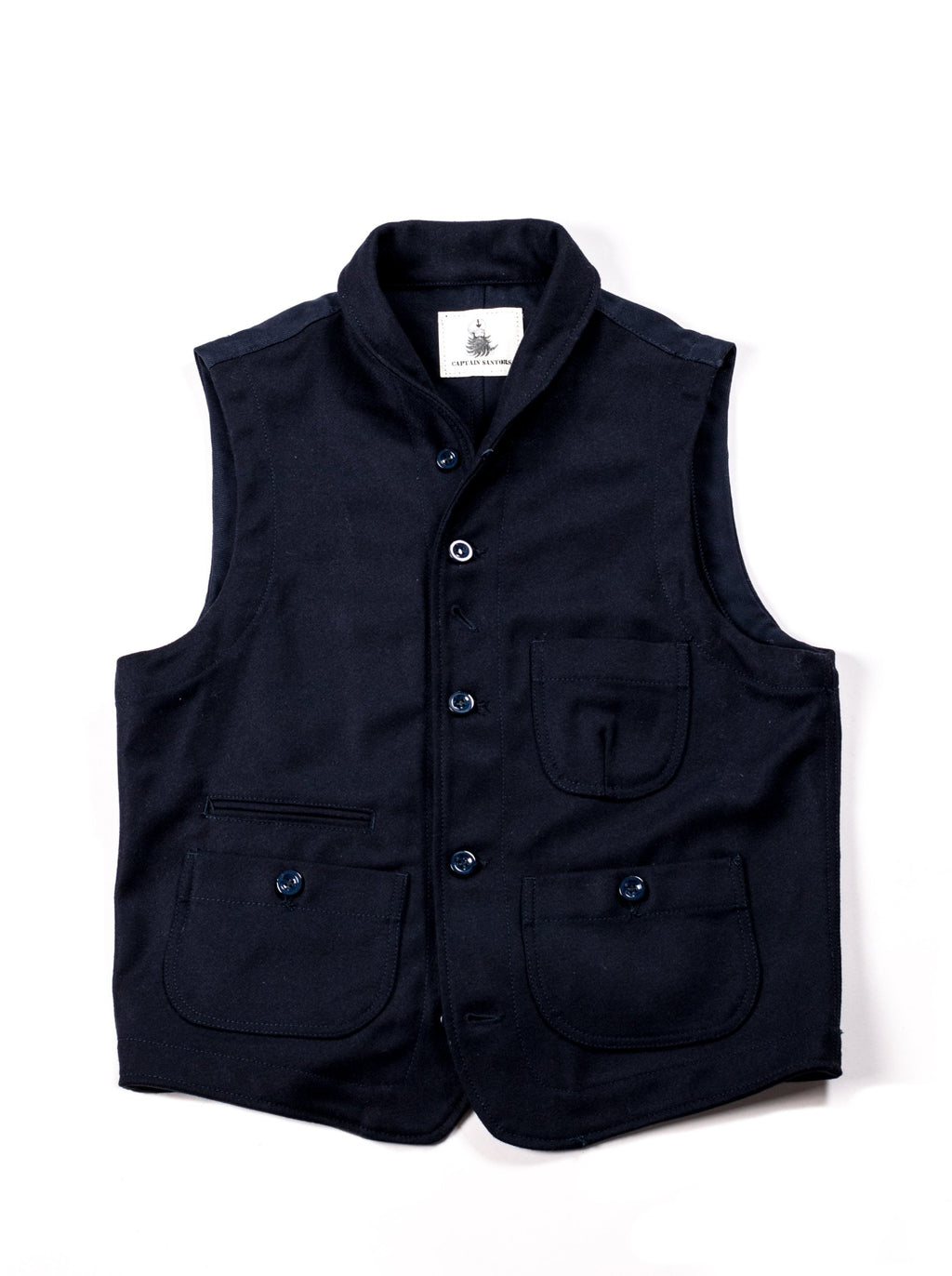 Captain Santors 7701 CS 317 Vest - Atacama Clothing