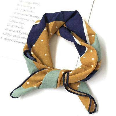 Decorative Multi-Functional Head Scarf 9 Scarves