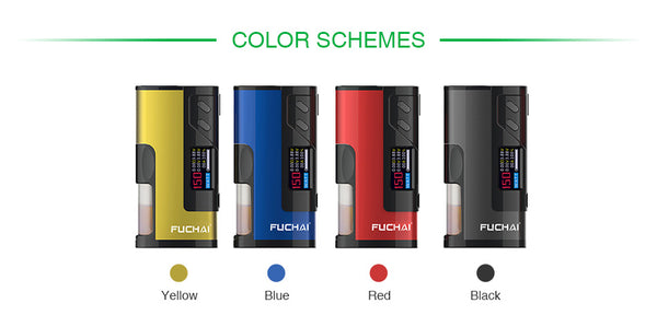 Authentic Sigelei Fuchai Squonk 213 150W