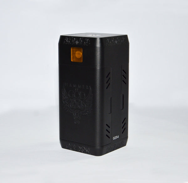 Hammer of god HOG v4 Styled 20700/21700 Full Mechanical Parallel-Series Mod
