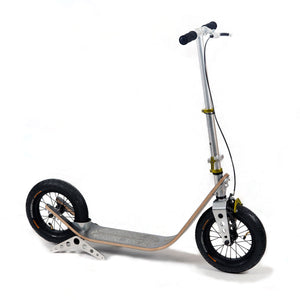 carbon kick scooter - lightest - fastest - coolest