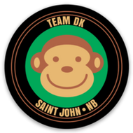 Monkey Decals (2 inch)