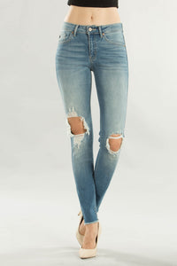Bella Chic KanCan Distressed Jeans
