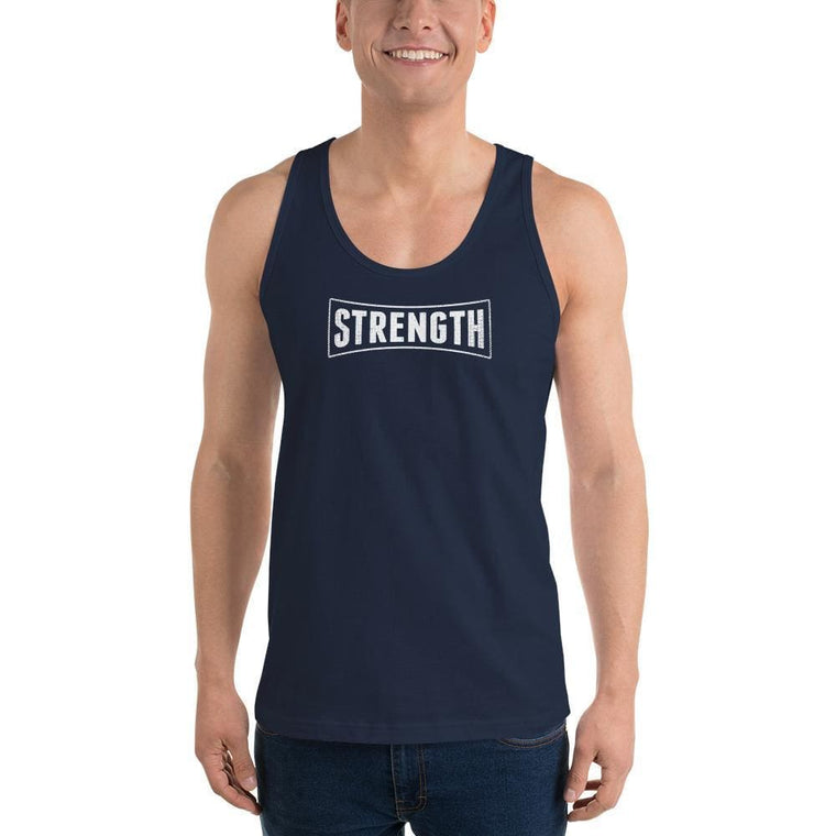 Men's Strength Tank Top