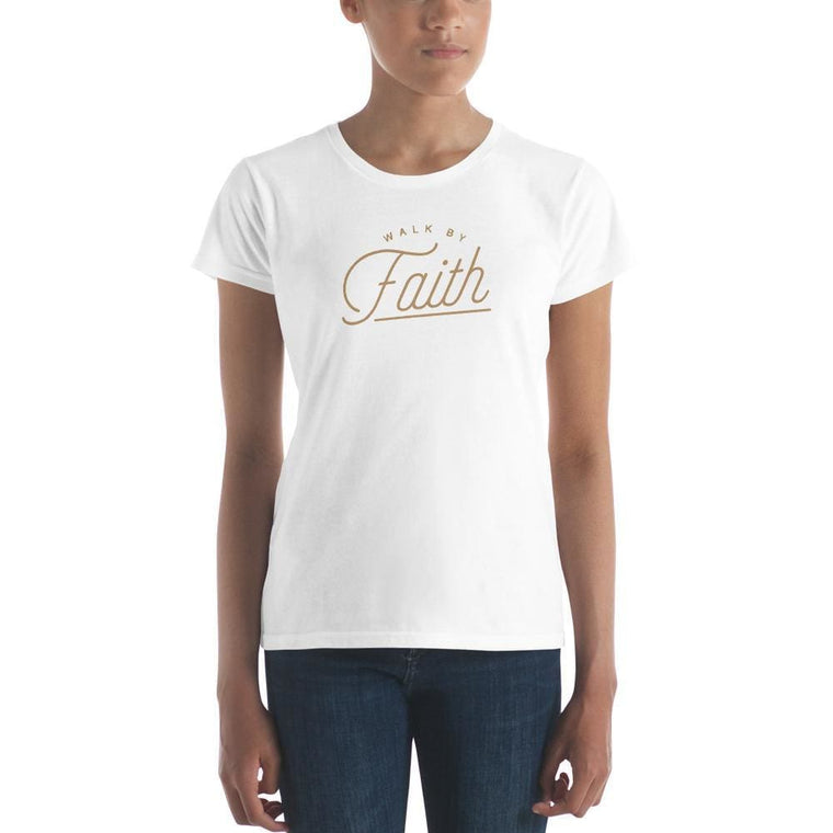 Women's Walk by Faith T-Shirt