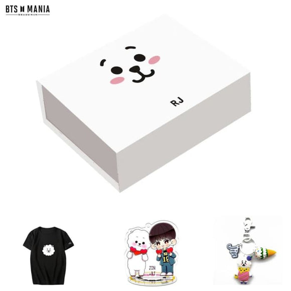 BTS BT21 Magic Box (RJ) - S - ARMY BOX