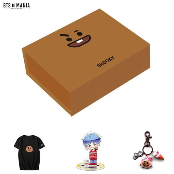 BTS BT21 Magic Box (SHOOKY) - S - ARMY BOX