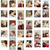 Bts Japan Magazine Photocard - Photocard