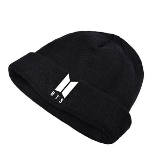 Bts Logos Bobble Hats - Bts Official Logo - Hats