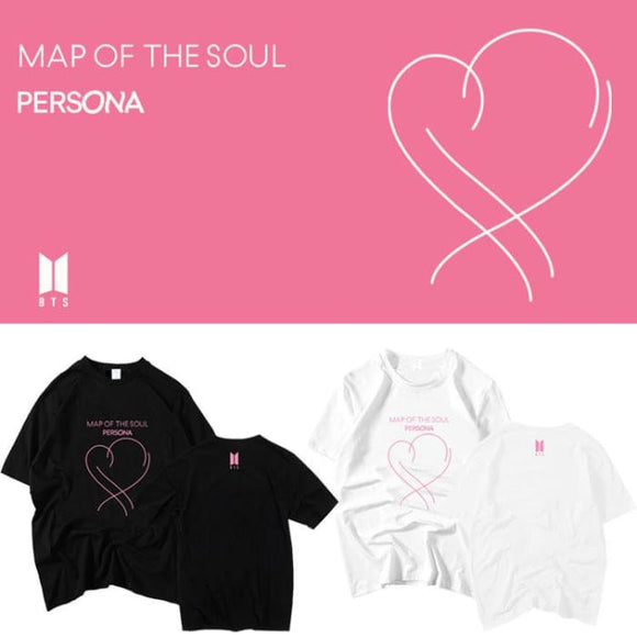 BTS Map Of The Soul Persona Album T-shirt - T-shirt