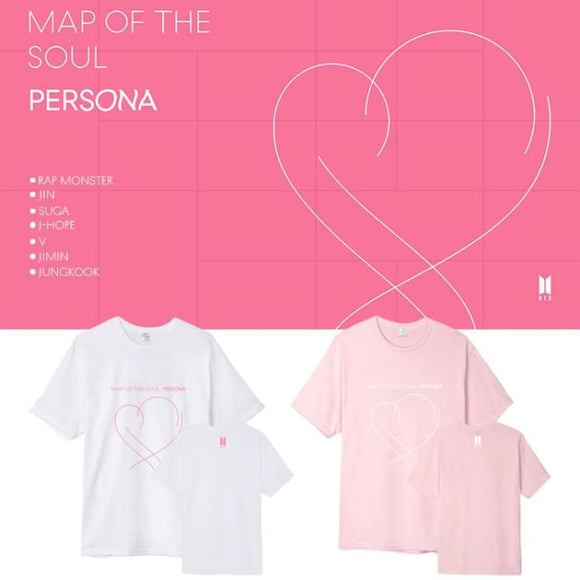 BTS Map Of The Soul Persona T-shirt - T-shirt