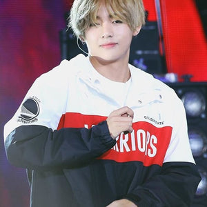 BTS V Fashion GS Warrior Hoodie - Hoodies & Jackets