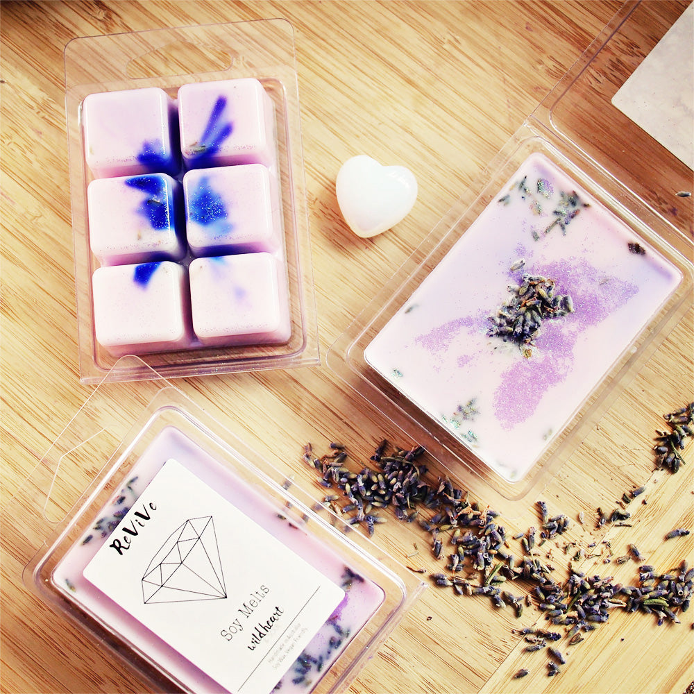 Revive Soy Wax Melts - Macrame  - Homeware Wild Heart & Soul - Sustainable LekkerProject - Lekker Project