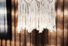 Macrame Hanging Lamp - Macrame Macrame - Homeware Lekker Project - Sustainable LekkerProject - Lekker Project