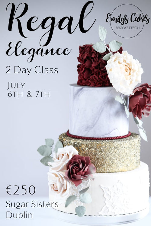 Wedding Elegance Ultimate Wedding Workshop - July 6th & 7th - Dublin