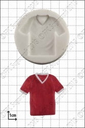 Football Shirt  Mould FPC C017