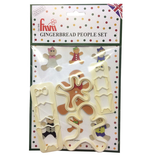 FMM Gingerbread People Cutters