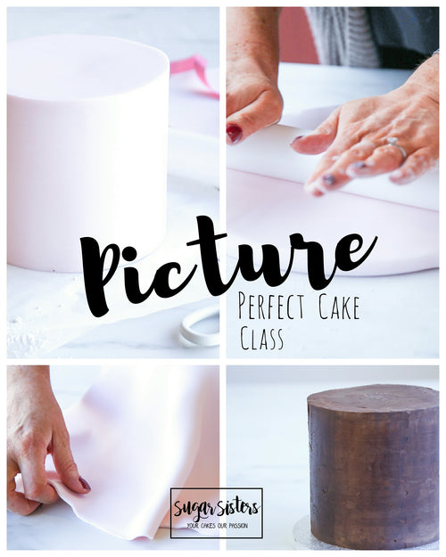 Picture Perfect Cake Class - Sat June 29th - Dublin