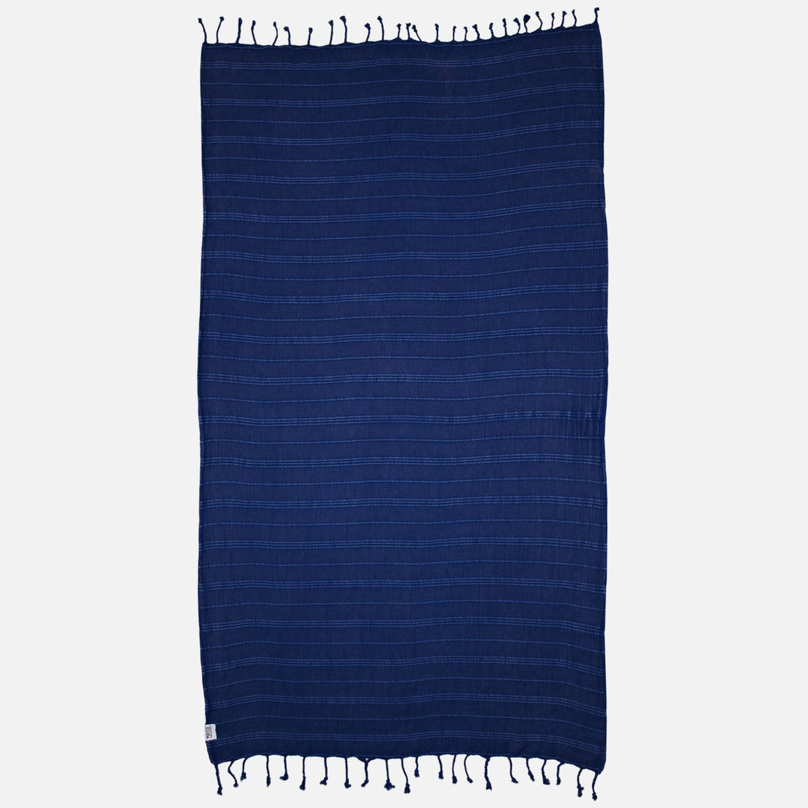 Avalon Towel - Denim