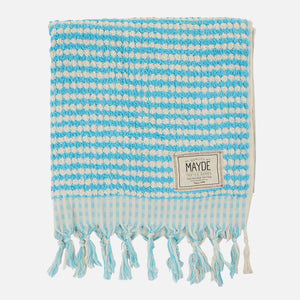 Crescent Towel - Mint