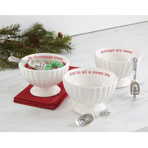 Holiday Candy Dish Set