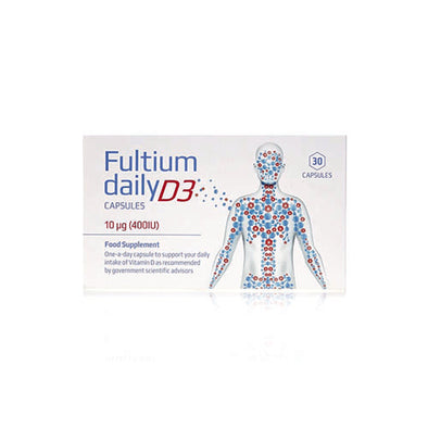 Fultium Daily D3® Fultium Daily D3 Capsule 10 µg 1 Pack