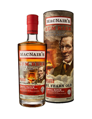 MacNair's Lum Reek 21 Year Old Blended Small Batch