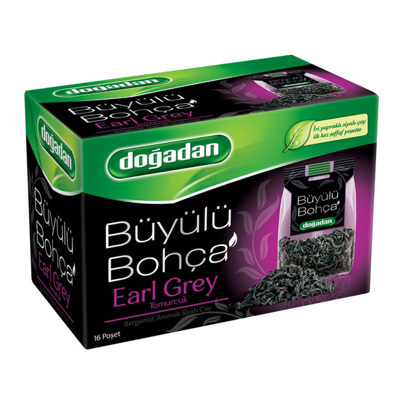 Dogadan Tea Bohca Earl Grey
