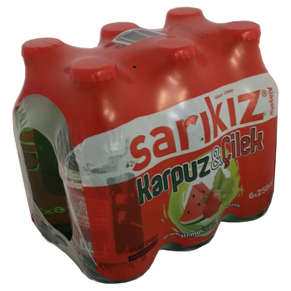 Sarikiz Watermelon & Strawberry Water