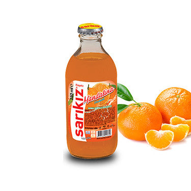 Sarikiz Tangerine Water